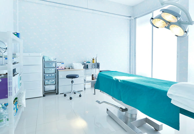 手術室・カテーテル室の原価計算